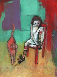 Limited Edition ACEO art reproduction  The by MariaPaceWynters, $6.00