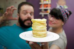 Pão de queijo com cream cheese e parmesão é fácil de fazer - Receitas - GNT