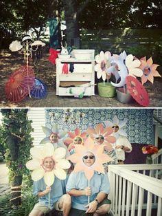Cute idea for photobooth