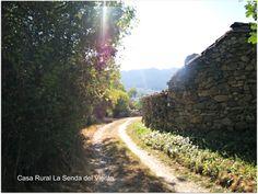 Caminando por el Valle del otoño