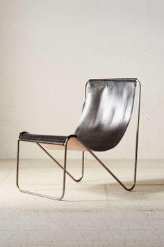 urbnite:  Maddox Sling Chair