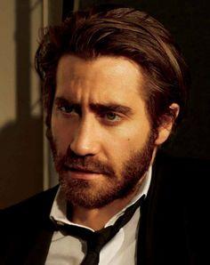 Jake Gyllenhaal para Man of The World #7