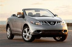 2014 Nissan Murano Crosscabriolet – Review