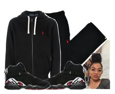 """""""Untitled #183"""" by jayythegreatest ❤ liked on Polyvore featuring Polo Ralph Lauren and Retrò"""