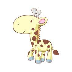 Cute Giraffe Cartoon | Cute Cartoon Dancing...