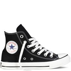 Find Converse Chuck Taylor All Star High Top Sneaker online. Shop the latest collection of Converse Chuck Taylor All Star High Top Sneaker from the popular stores - all in one Converse All Star, Converse Bleu, Converse Classic, Converse Chuck Taylor All Star, Converse Shoes, Converse Trainers, White Converse, Custom Converse, Black High Top Converse
