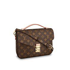 a59eb9fba5 Pochette Metis Monogram - HANDBAGS | LOUIS VUITTON ® Designer Taschen, Loja Louis  Vuitton,