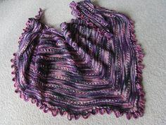 leichtes gestricktes Halstuch