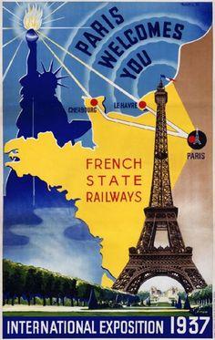 www.insideturnerscorner.wordpress.com  Paris, International Exposition (1937)