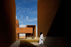 Gulemin Technology School // Morocco//Saad El Kabbaj, Driss Kettani and Mohamed Amine Siana.   Photography by Fernando Guerra
