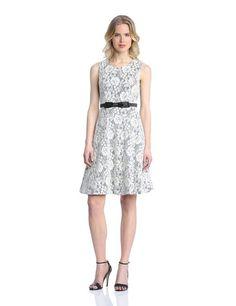 Fever Damen A-Linie Kleid Atrani: Amazon.de: Bekleidung