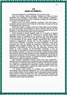 LINDAS HISTORIAS DE CHICO XAVIER 184  A Voz Do Desmanipulador