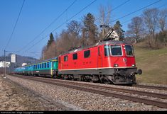 Location Map, Photo Location, Swiss Railways, Switzerland, Trains, Image, Train