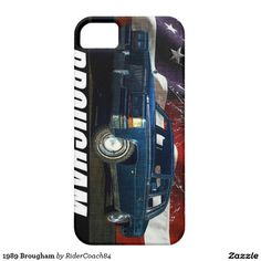 1989 Brougham iPhone SE/5/5s Case