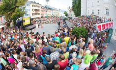 29.07.2016 - 25. Int. Straßentheaterfestival OLALA - Lienz http://ift.tt/2akbfMO #brunnerimages