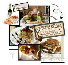 """La Dolce Vita:sweet desserts - Addicted to Tiramisù!"" by rockylune ❤ liked on Polyvore featuring interior, interiors, interior design, home, home decor, interior decorating, Design House Stockholm, Dolce Vita, Moka London and ladolcevita"