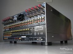 Is Denon comparable to these days power amps. Audiophile Speakers, Speaker Amplifier, Diy Speakers, Hifi Audio, Subwoofer Box Design, Speaker Box Design, Yamaha Hi Fi, Boombox, Yamaha Audio