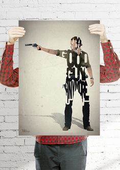 """This Typography Rick Poster: 
