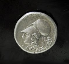 Greek Coin 345-307 BC Corinth Silver Stater