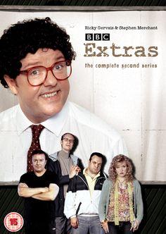 The Extras, Ricky Gervais, Stephen Merchant, 2005 - 2007