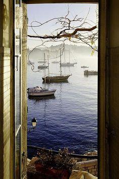 Seaside, Provence, France.