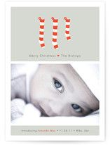 Baby's First Christmas Cards, Holiday Birth Announcements   Minted