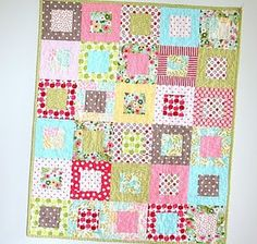 Adorable Baby quilts!