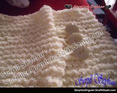 Serpil Seyhan ile Serpilce örgüler şal örme teknikleri Knitting shawl. Knitting technique. Serpilce braids