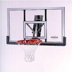 Lifetime -73729 Shatter Guard 48 Inch Basketball Backboard & Rim Combo