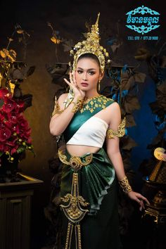 Beautiful Ladies, Costumes For Women, Cambodia, Girl Pictures, Wedding Bride, Ethnic, Women Wear, Asian, Culture