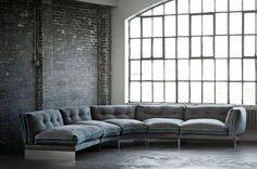 Eternal Dreamer modular sofa    OCHRE upholstery design