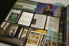 Project Life, weekly scrapbooking.