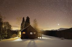 Plan a 10th Mountain Division Hut Trip