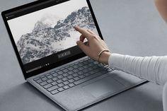 Microsoft revela novo Surface Laptop