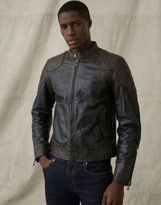 Essa jaqueta é icônica e a favorita do David Beckham. É uma peça fundamental do guarda roupas masculino atemporal.