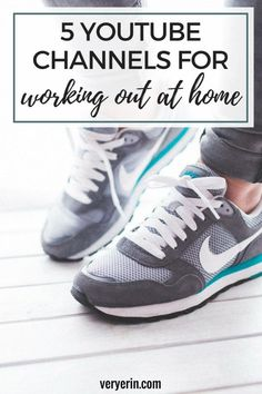 My 5 Favorite YouTube Channels for Working Out at Home | Health and Fitness Exe