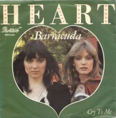 Heart are one of the few bands led by women to have achieved success in the world of rock and roll. Founded in 1974 in Seattle and led by sisters Ann and Nancy Wilson, Heart first saw success in Canada, with their blend of Folk and Hard Rock music. I Love Music, Kinds Of Music, Music Is Life, Good Music, My Music, Music Film, Music Lyrics, Music Stuff, Cultura Pop