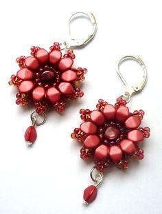 pinch earrings