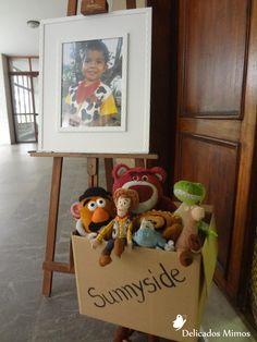 Aniversário 2 anos - Toy Story