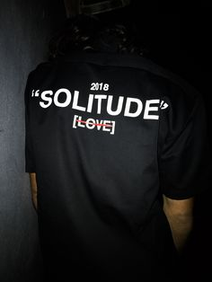 Unreleased shirt ~ upcoming collection. . . . . . . . #love #studio #industrial #language #lovestudio #virgilabloh #solitude #newguardsgroup #heronpreston #marceloburlon #moda #ss18 #fashion #spring #vetements #fashionweek #luxury #hypebeast #highsnobiety #vogue #toronto #iPhone7 #lifestyle #стиль #ssense #snobshots #culture #lightroom #montreal #ottawa #construction #london #newyork #campaign #shirt Fashion Spring, Solitude, Ottawa, Hypebeast, Montreal, Lightroom, Toronto, Campaign, Language