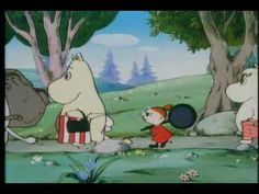 Moomin Opening Theme Song (English) - The Finnish have way better children's shows than we Americans, I must say.