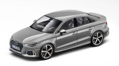 Audi collection Launches 1:43 Scale RS 3 Sedan ahead of Real Car - Choice Gear