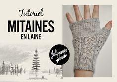 Tutoriels gratuits | Julypouce tricote