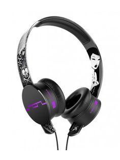 GlitterBuzzStyle: Review + Giveaway: SOL REPUBLIC and tokidoki HD Headphones