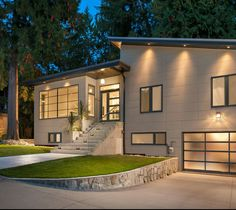 Modern house colors exterior pictures west coast contemporary exterior modern exterior ideas for Exterior home solutions ottawa