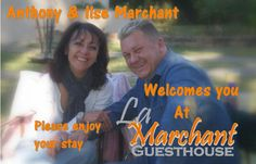 La Marchant Guesthouse is located in the heart of Roodepoort, in the tranquil suburb of Florida Park just off the N1 highway, drive up with William Nichol and cross over Ontdekkers road, second right, then second left again into Mail street. Make your booking today - call 082 600 8596. Email us info@lamarchant.co.za for more information. Visit our Website www.lamarchant.co.za Looking forward to welcome you here. Everyone leaves here as friends. Our home is your home. In The Heart, Home And Away, Florida, Leaves, Make It Yourself, Website, Feelings, Park, Street