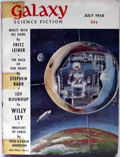 Galaxy - July 1958