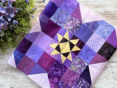 Quilt Block Mania Block Patterns, Pattern Blocks, Block Mania, Quilting Designs, Quilt Blocks, Bloom, Bohemian, Quilts, Quilt Sets