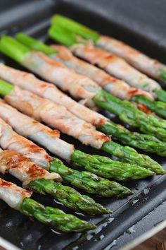Slavo's Prosciutto-Wrapped Asparagus: Day 10 of the Whole 30 Challenge - Slavo Salt Gourmet Seasoning