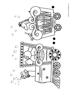 donald crews freight train coloring pages | 20 Best Train Printables images | Paper toys, Paper train ...